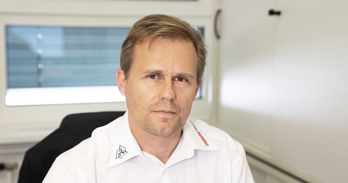 François Matthey - Head of Sales & Project Management