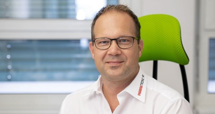 Joachim Andres - Head of Technology & Project Management
